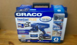 NEW GRACO 258880 TRUECOAT PLUS CORDLESS ELECTRIC PAINT SPRAYER