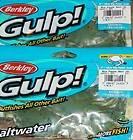 Berkley Gulp Saltwater 4 Rig peeler Crab Fishing Lures T&Js TACKLE