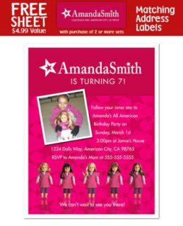 american girl party supplies in Birthday