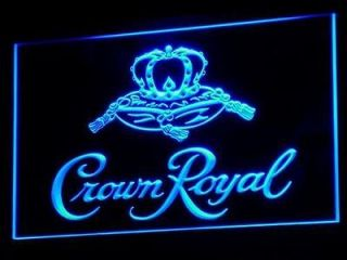 a104 b Crown Royal Derby Whiskey NR beer Bar Light Sign