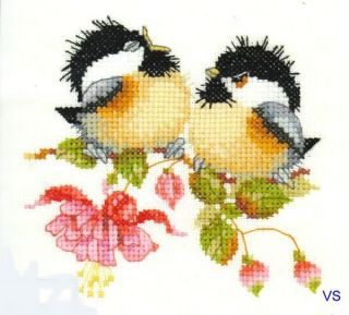 Joan Elliott counted cross stitch kits