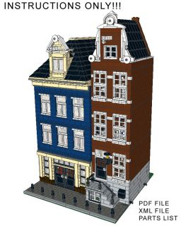lego house in Sets