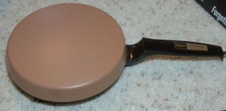 VINTAGE OSTER CREPERIE CONTROLLED HEAT CREPE MAKER ELECTRIC