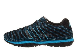 Trainer 2.0 Black Blue Lightweight Mens Cross Training Shoes V22477
