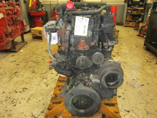 1984 Cummins Big Cam III Diesel Engine, 400 Horsepower, 92,752 Miles