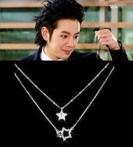 Korean TV Drama MOVIE Youre beautiful Star Necklace