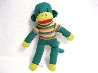 ANIMAL PLUSH TOY DOLL DAN DEE COLLECTORS CHOICE SOFT GREEN STUFFED