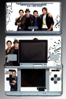 Big Time Rush BTR Singer Band Game SKIN #4 Nintendo DS