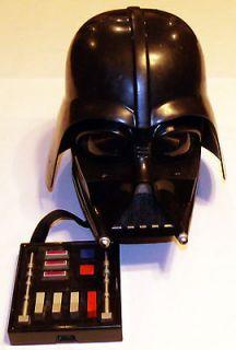 Darth Vader Electronic Talking Voice Changing Helmet Hasbro 2004