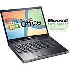 Dell M6400 Laptop Dual Core 2.5GHz 8GB 2x 160GB WiFi Windows 7