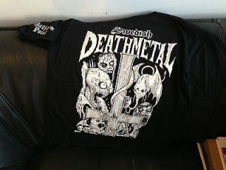 death metal shirts in Mens Clothing