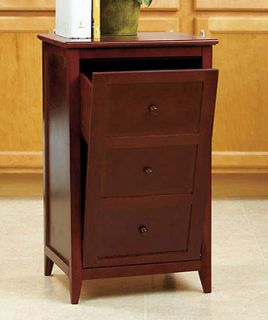 Tilt Out Trash Bin Cabinet ing Nice way to Hide Trach Kitchen