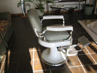 antique dentist chair in Antiques