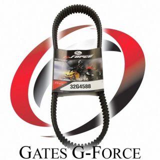 One 2011 12 JOHN DEERE Gator 855D XUV Diesel Eng Drive Belt CVT Clutch