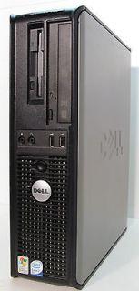 Dell Optiplex 745 Core 2 Duo 2.13 GHz, 4 GB RAM, 160 GB HDD, DVD, Win7