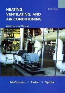 Heating, Ventilating and Air Conditioning by Jeffrey