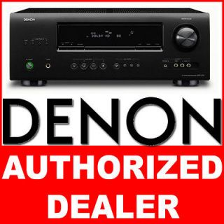 DENON AVR 1312 5.1 Channel A/V Home Theater Receiver