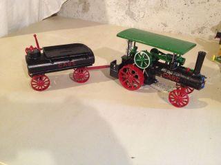 DIECAS MODEL OF OLD CASE FARM RACOR & WAGON