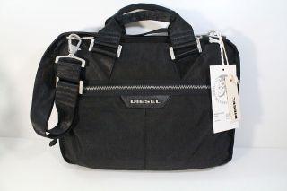 Diesel Apple Theory 15 Laptop Messenger Bag Briefcase $100 BNWT 100%