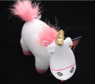 Despicable Me Character It is fluffy Unicorn Plush Doll Toy 9 Ship