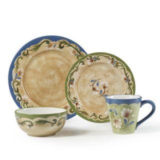 Pfaltzgraff Tuscany Floral Dinnerware Set, 32 Pc.