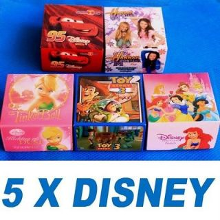 Lot 5 DISNEY TOY STORY CARS Tinker Bell Princesses Watch XMAS GIFT
