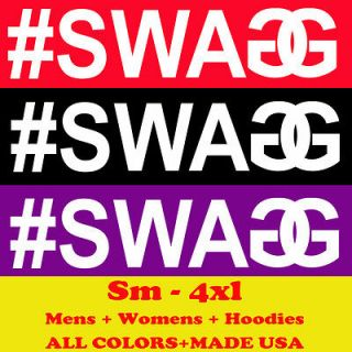 swag ymcmb ofwgkta yolo pauly d dj mixer T shirt MENS BLACK SMALL