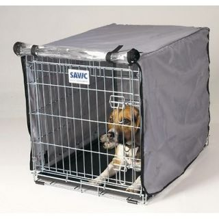 SAVIC DOG RESIDENCE PREMIUM DOG CRATE COVERS   ALL SIZES   PUPPY CAGE