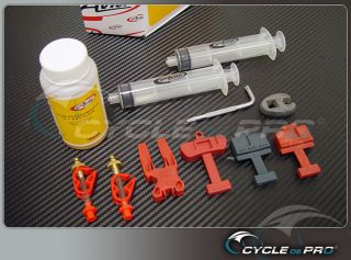 New SRAM Avid Professional Disc Brake Bleed Kit Code Elixir Juicy XX