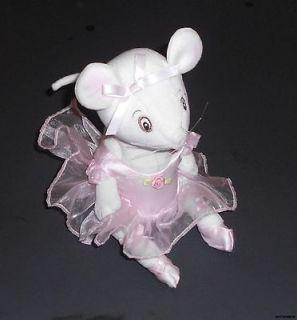 angelina ballerina plush doll in Angelina Ballerina