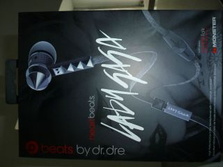 BEATS BY DR. DRE LADY GAGA HEARTBEATS 2.0 HEADPHONES CONTROL TALK