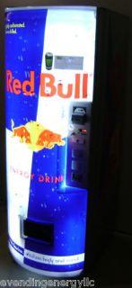 red bull vending machine in Cold Beverage & Soda Machines