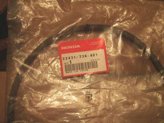 Honda HS 55 Snow Blower Track Drive Belt 2 Stage 22431 736 A01