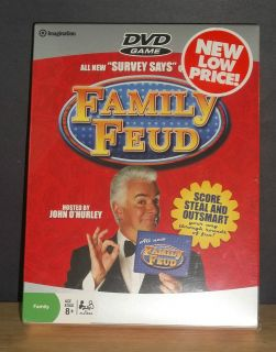 family feud dvd in DVDs & Movies