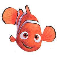 23 BiG FINDING NEMO Kids Room Car/ Wall Stickers DECALS
