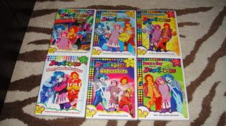 LOT 6 DOODLEBOPS DVDS DVD
