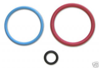 CATERPILLAR 248 1394 FUEL INJECTOR SEAL KIT PACK OF 6