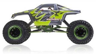 4Ghz Exceed RC MaxStone 4WD Electric Remote Control Rock Crawler