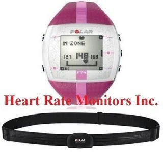 FT4 FEMALE PURPLE / PINK Heart Rate Monitor Watch Fitness Review HRM