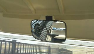 Rearview mirror for golf carts EZ Go, Club Car, Yamaha,​.