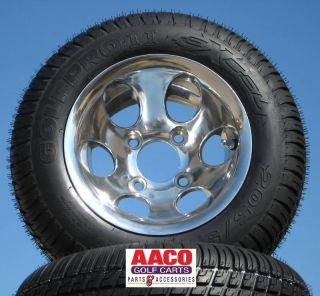 ezgo golf cart wheel and tires in  Motors