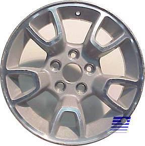 09 10 11 Ford Ranger Factory OEM 5 U Spoke 16 X 7 Machined Wheel 3667