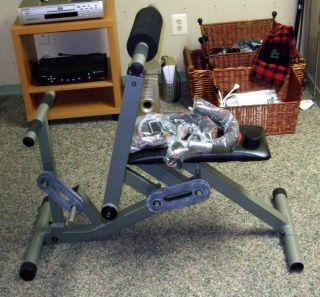 by jake total trainer exercise machine