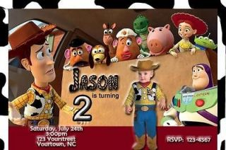 toy story invitations in Specialty Services