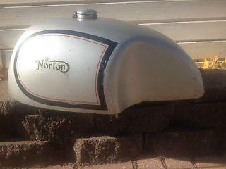 Manx Norton, Triton, Wideline Featherbed, Alloy Fuel Tank, Original