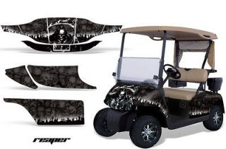 GRAPHIC KIT STICKER DECAL EZGO GAS GOLF CART ACCESSORIES PARTS REAPER