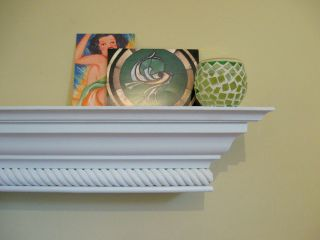 fireplace mantel shelf in Home Improvement