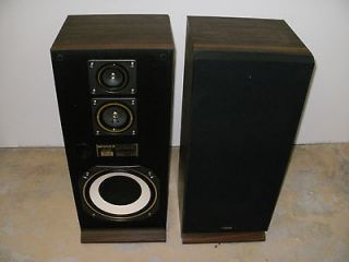 Newly listed FISHER FLOOR SPEAKERS MODEL STV 863   PICK UP ONLY!!!