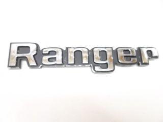 1973 74 75 76 77 78 79 Ford Truck Ranger Emblem
