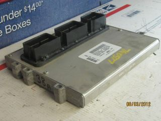38A) 04 05 06 FORD F150 4x2 AT F150 ENGINE CONTROL MODULE ECU 5L3A